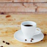 Taza de café fuerte Foto de archivo