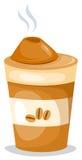 Taza de café para llevar Fotografía de archivo
