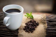 Taza de café sólo Fotografía de archivo