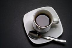 Taza de café - taza de café Fotos de archivo libres de regalías