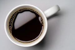 Taza de café - taza de café Fotografía de archivo libre de regalías