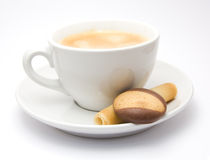 Taza de café Foto de archivo libre de regalías