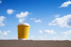 Taza de caf? foto de archivo libre de regalías
