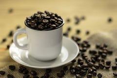 Taza de caf? imagenes de archivo