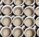 Taza de cerámica Fotos de archivo libres de regalías