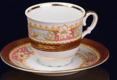 Taza de cerámica Imágenes de archivo libres de regalías
