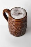 Taza de cerveza, cerveza Stein Foto de archivo