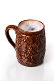 Taza de cerveza, cerveza Stein Fotografía de archivo libre de regalías