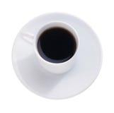 Taza de cofee Imagen de archivo libre de regalías