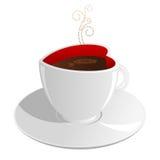 Taza de coffe Imagen de archivo libre de regalías