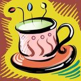 Taza de Coffe stock de ilustración