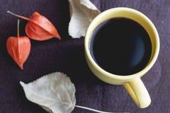 Taza de Coffe e Imagen de archivo libre de regalías