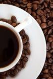 Taza de coffee_2 Fotografía de archivo libre de regalías