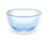 Taza de cristal Foto de archivo libre de regalías