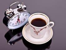 Taza de la mañana de café Fotografía de archivo libre de regalías