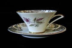 Taza de la porcelana Fotografía de archivo libre de regalías