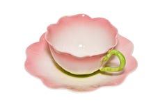 Taza de la porcelana imagen de archivo libre de regalías