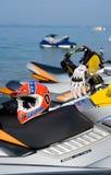 Taza de mundo de Cup del esquí del jet de rey 2009 en Pattaya Foto de archivo libre de regalías