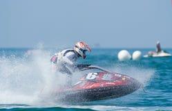 Taza de mundo de Cup del esquí del jet de rey 2009 en Pattaya Imágenes de archivo libres de regalías