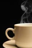 Taza de primer del café Fotos de archivo libres de regalías