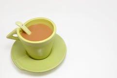 Taza de té foto de archivo
