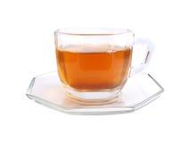Taza de té aislada fotografía de archivo libre de regalías