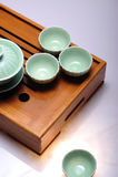 Taza de té china Fotografía de archivo libre de regalías