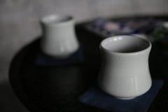 Taza de té china Imagen de archivo libre de regalías