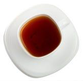 Taza de té de los rooibos Foto de archivo