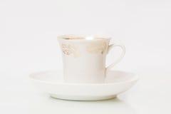 Taza de té por la mañana Imágenes de archivo libres de regalías