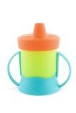 Taza del bebé Foto de archivo