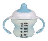 Taza del bebé Imagen de archivo libre de regalías