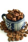Taza del cacao Foto de archivo libre de regalías