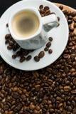 Taza del café express fotos de archivo libres de regalías