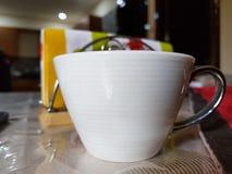 Taza del café o de té imagen de archivo libre de regalías