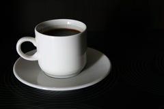 Taza del coffie Fotografía de archivo libre de regalías