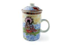 Taza del té chino Foto de archivo