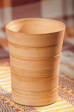 Taza handcrafted tradicional fotos de archivo libres de regalías