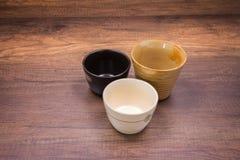 Taza japonesa del té Imagen de archivo libre de regalías