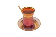 Taza para el té Foto de archivo libre de regalías
