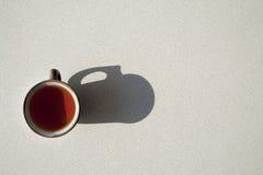 Taza para la ceremonia de té Imagenes de archivo