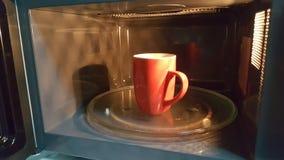Taza roja Foto de archivo libre de regalías