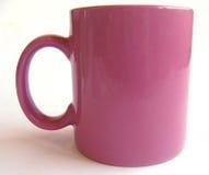 Taza rosada #3 Fotografía de archivo