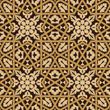 Taza Seamless Pattern Six Royalty Free Stock Photography