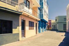 Tazacorte, La Palma, Canarische Eilanden royalty-vrije stock afbeelding
