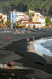 Tazacorte on La Palma, Canary Islands, Spain Stock Photo