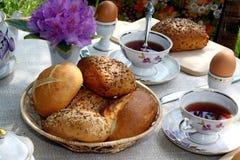 Tazas de té. Imagen de archivo libre de regalías
