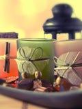 Tazas decorativas Imagen de archivo