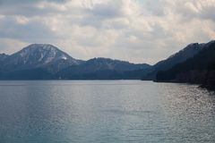 Tazawako Lake, Japan Stock Image
