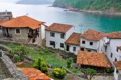 Tazones, Asturias (Spain) Royalty Free Stock Photo